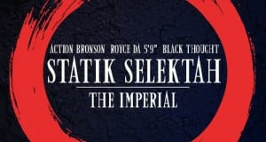 Statik Selektah - The Imperial
