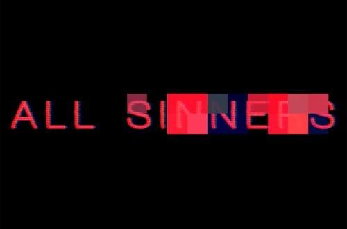 "Cekary - ""All Sinners"" Prod.By Shopwitme"