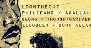 Ariano & Jade River - Leader The Follow Remix Ft. LDontheCut, Philieano, Agallah, Beond, Thoughtsarizen, Eldobleu & Born Allah