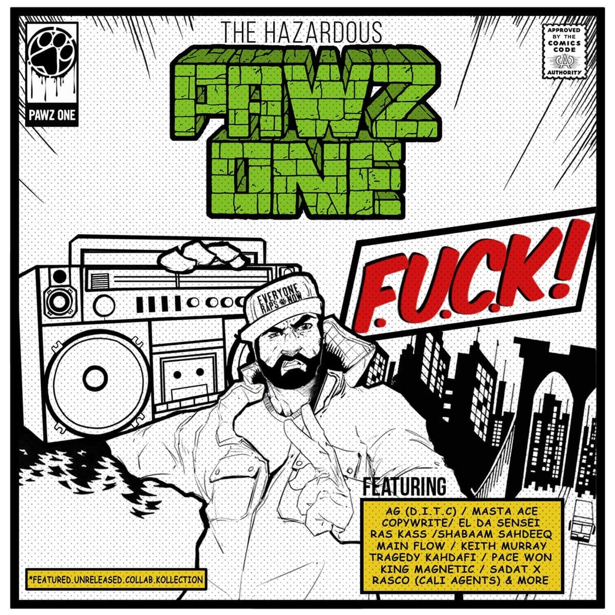 Pawz One - F.U.C.K. (Album)