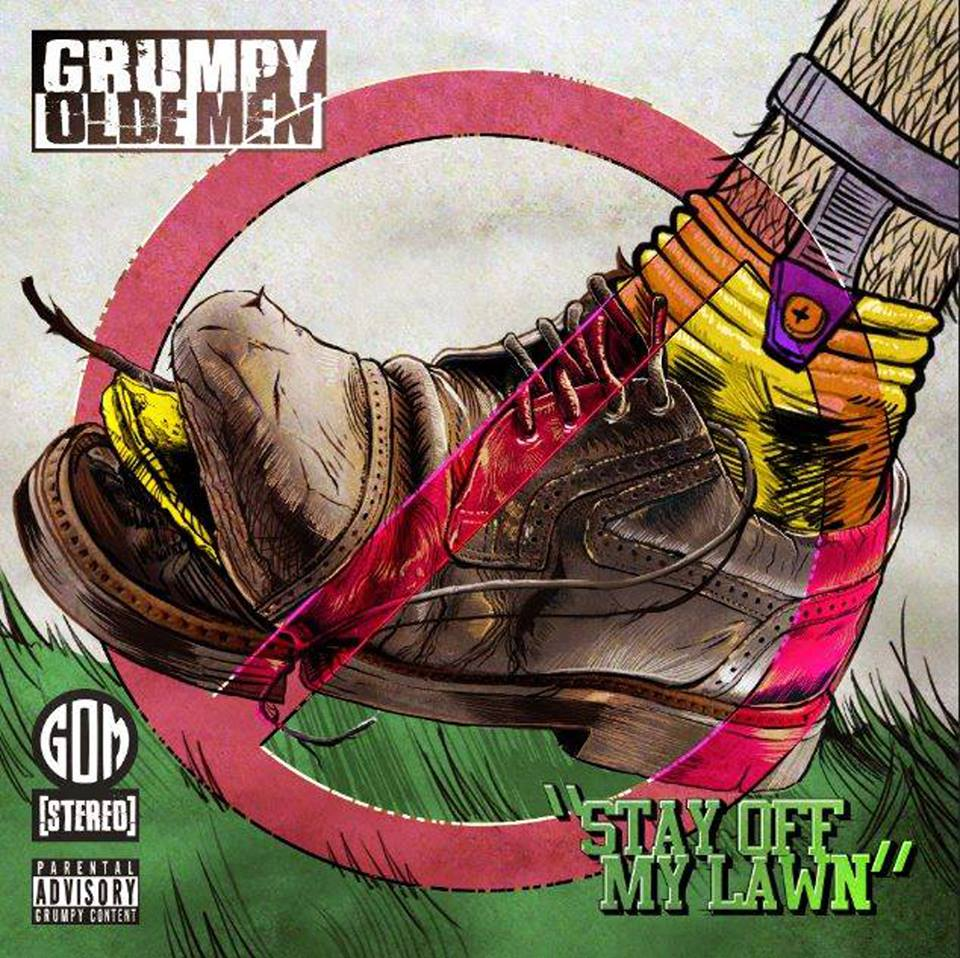 Grumpy Olde Men - Stay Off My Lawn