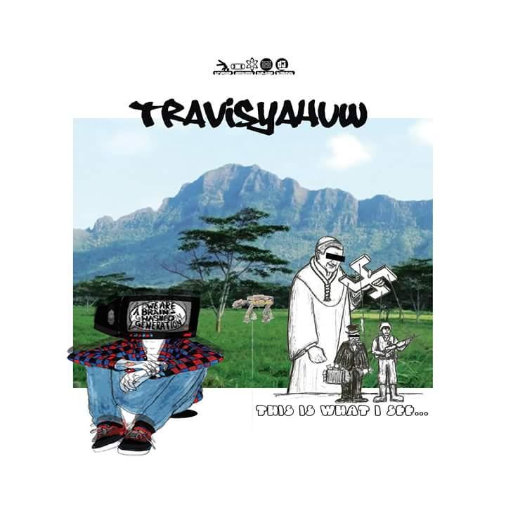 "TravisYâhuw - ""Monachopsis"" EP"