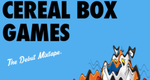 10griffy - Cereal Box Games (Album)