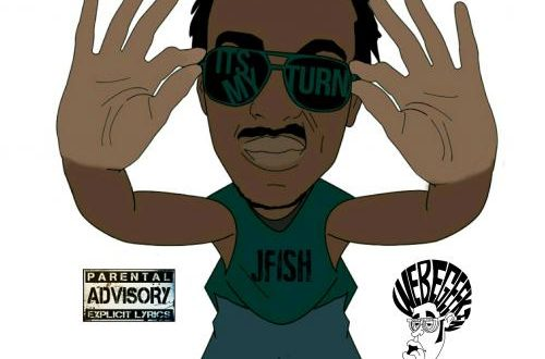 JFISH - It`s My Turn (Mixtape)