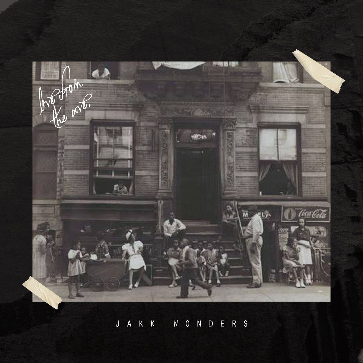 Jakk Wonders - Live From The Avenue (Album)