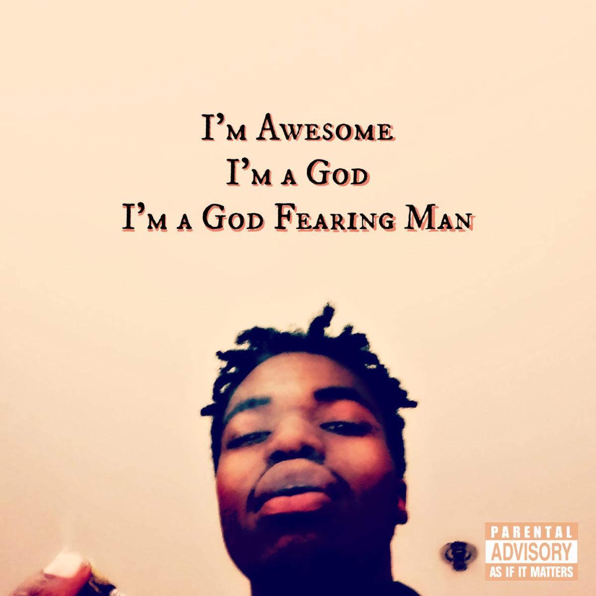 T.R.3 - I'm Awesome, I'm A God, I'm A God Fearing Man (Album Review)