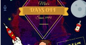 Moe - Days Off (Mixtape)