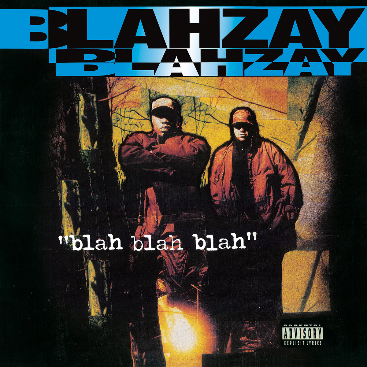 "Blahzay Blahzay Teams Up With Italian Indie Label Tuff Kong Records For Reissue ""Blah Blah Blah"" LP"