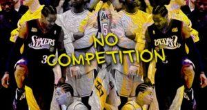 Ev Vinyls - No Competition