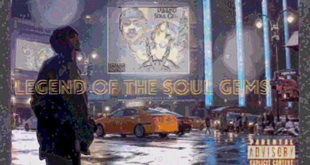 WI-FI - Legend Of The Soul Gems (Album)