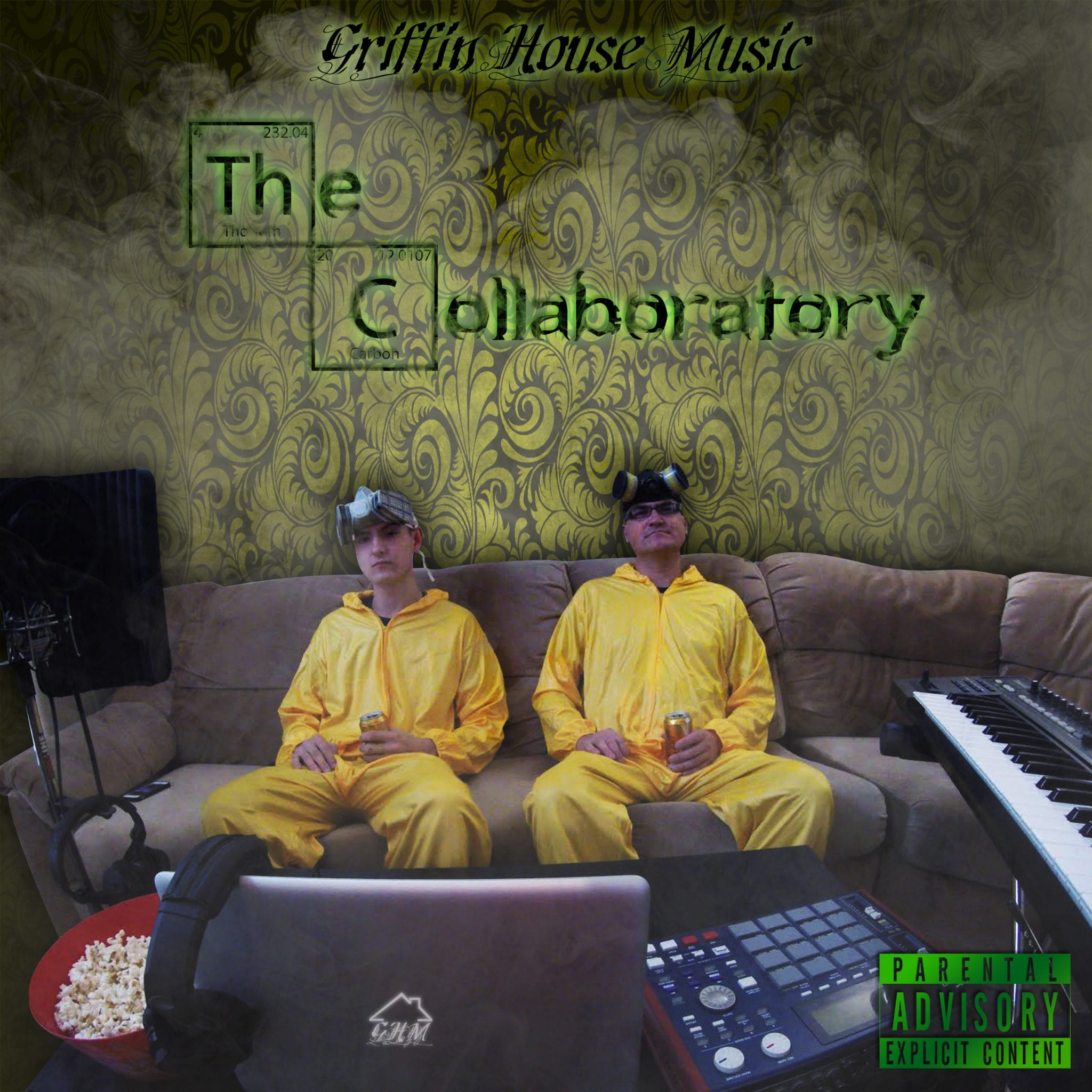 Griffin house music the collaboratory album for Album house music