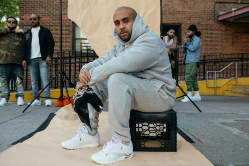 8b1b3c94fc1fa Bodega Bamz Leads New York For Reebok s Alter The Icons Collection ...