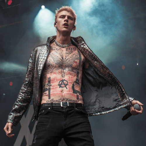 Machine Gun Kelly To Embark On The Hotel Diablo World Tour