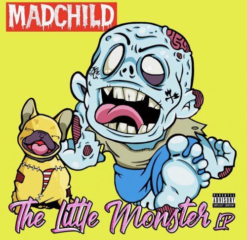 "Madchild – ""The Little Monster LP"" (Album Review)   UndergroundHipHopBlog"